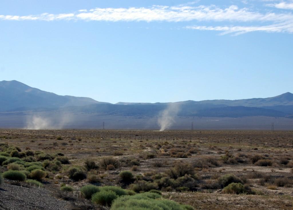 Naked in the Desert - BodesWell