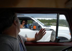 Ferry to Fogo Island